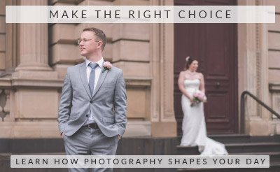 Melbourne Wedding Photography Make the right choice button #2