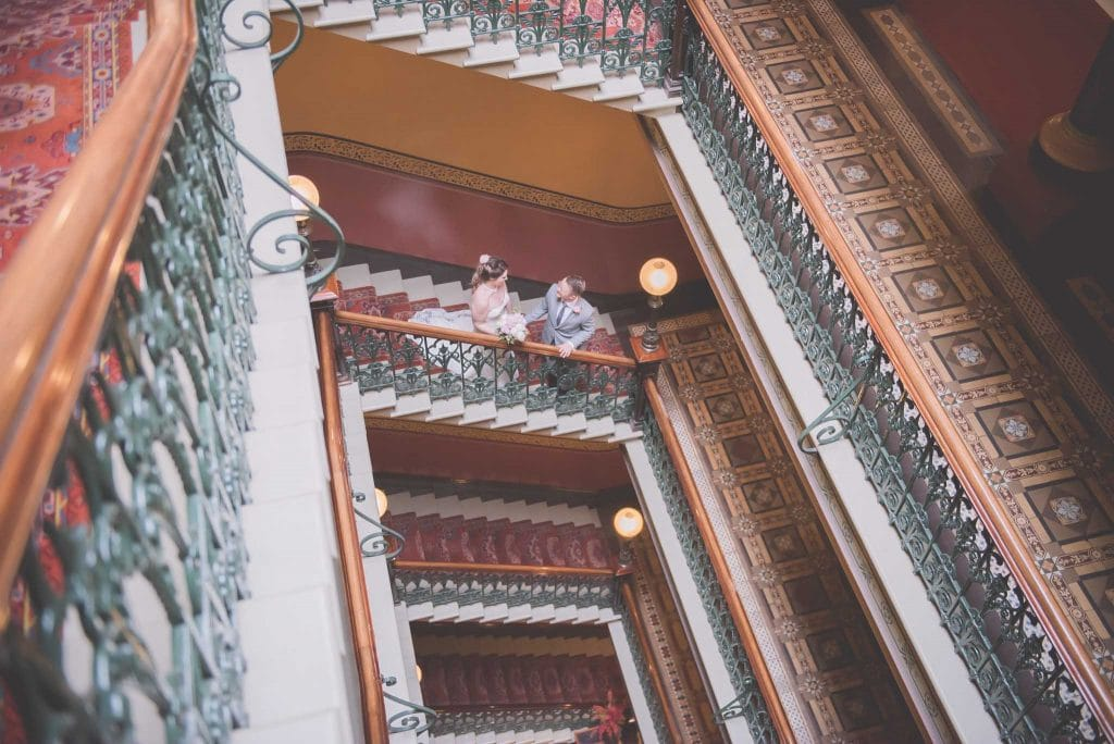Windsor hotel wedding photography Melbourne