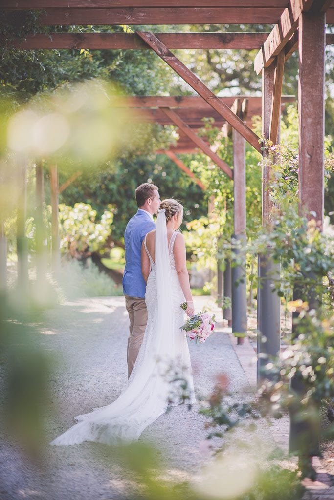 StKilda Botanic gardens wedding photography.