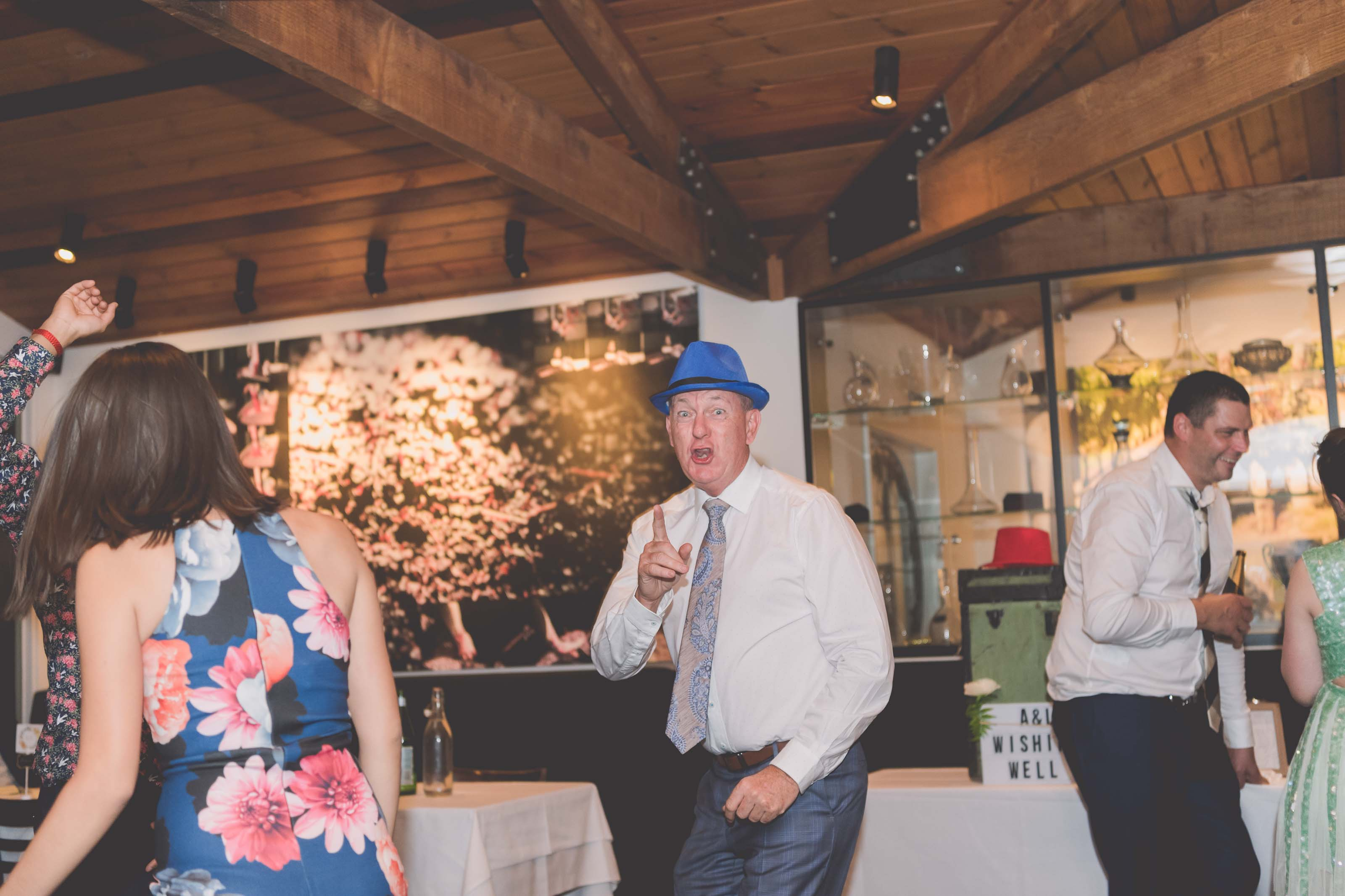 Wedding Photography Melbourne by Pause The Moment - Dance Floor fun at a wedding - Paringa Estate Wedding Photographer