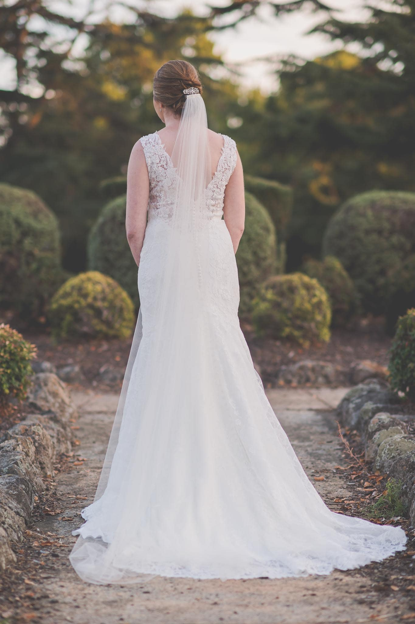 Melbourne wedding dress photography by Pause The Moment. Melbourne's best wedding photographer.
